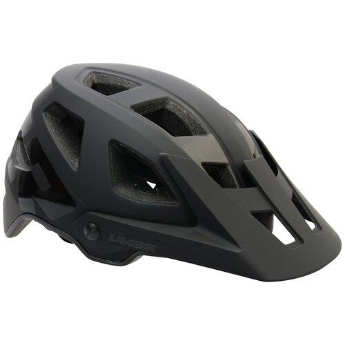 Kask rowerowy LIMAR Delta Czarny (rozmiar M)