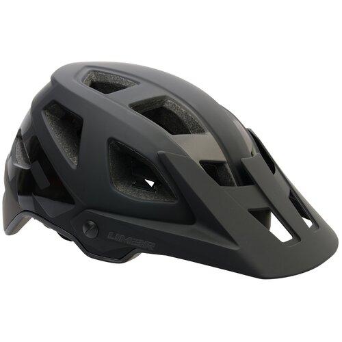 Kask rowerowy LIMAR Delta Czarny (rozmiar L)