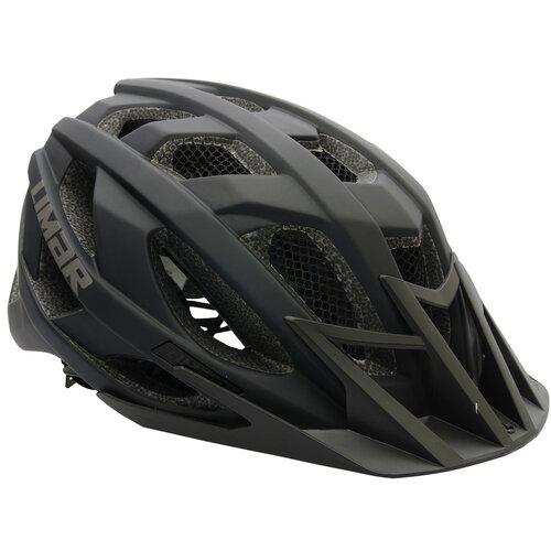 Kask rowerowy LIMAR 888 Czarny MTB (rozmiar M)