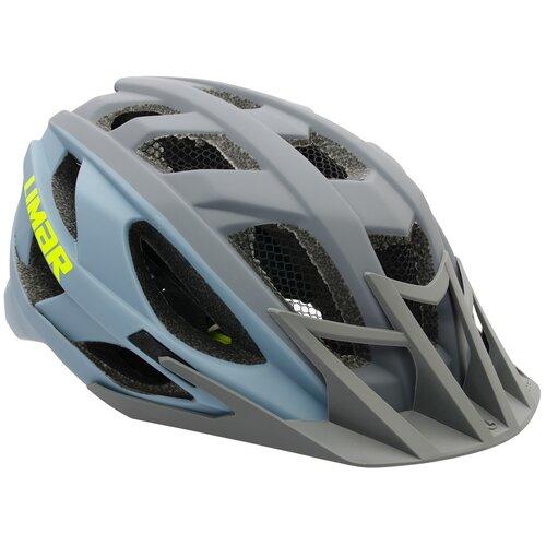 Kask rowerowy LIMAR 888 Grafitowy MTB (rozmiar L)