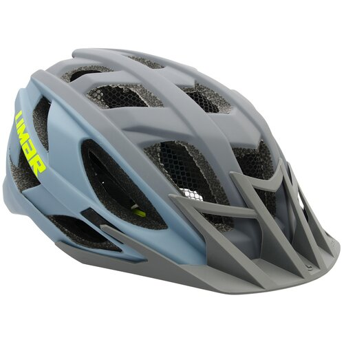 Kask rowerowy LIMAR 888 Grafitowy MTB (rozmiar M)