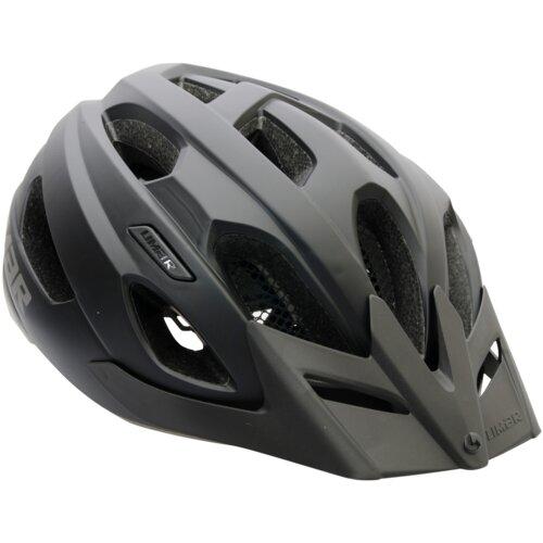 Kask rowerowy LIMAR Berg-Em Czarny (rozmiar L)
