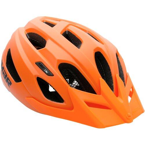 Kask rowerowy LIMAR Berg-Em Pomarańczowy (rozmiar L)