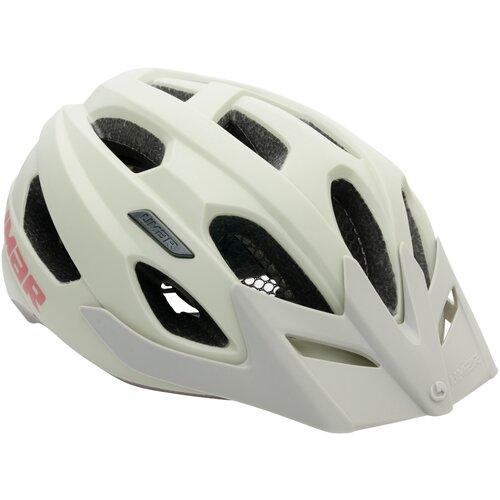 Kask rowerowy LIMAR Berg-Em Szary (rozmiar L)