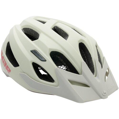 Kask rowerowy LIMAR Berg-Em Szary (rozmiar M)
