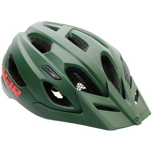 Kask rowerowy LIMAR Berg-Em Zielony (rozmiar M)