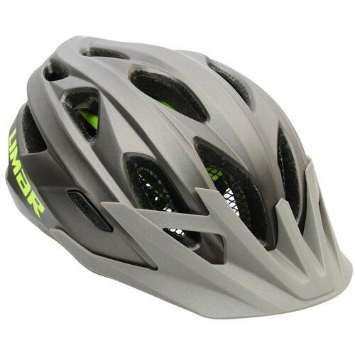 Kask rowerowy LIMAR 545 Antracyt MTB (rozmiar L)
