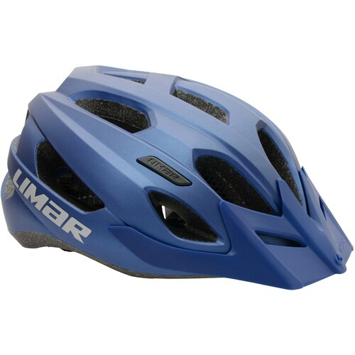 Kask rowerowy LIMAR Urbe Granatowy MTB (rozmiar L)