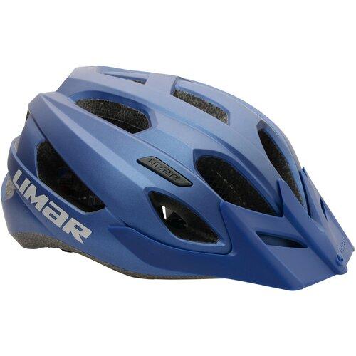 Kask rowerowy LIMAR Urbe Granatowy MTB (rozmiar M)