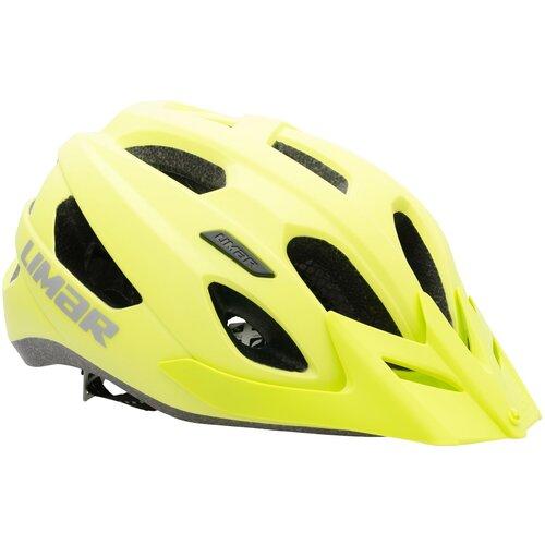 Kask rowerowy LIMAR Urbe Żółty MTB (rozmiar L)