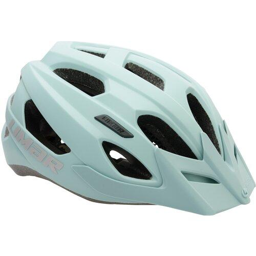 Kask rowerowy LIMAR Urbe Niebieski MTB (rozmiar L)