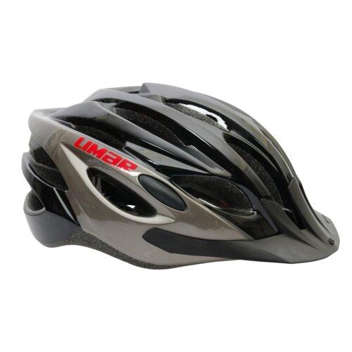 Kask rowerowy LIMAR Scrambler Czarny Miejski (rozmiar L)