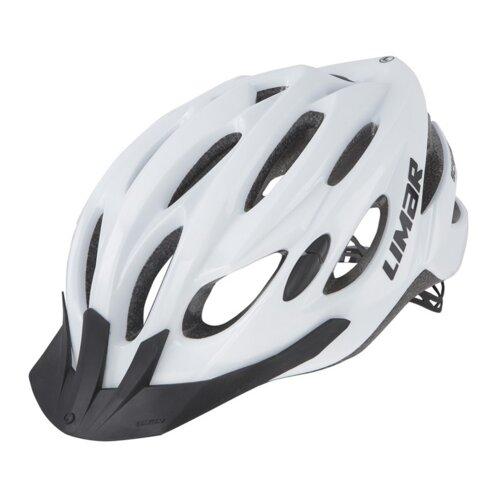 Kask rowerowy LIMAR Scrambler Biały MTB (rozmiar L)