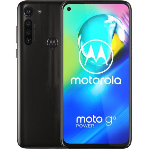 "Smartfon MOTOROLA G8 Power 4/64GB 6.4"" Czarny PAHF0004PL"