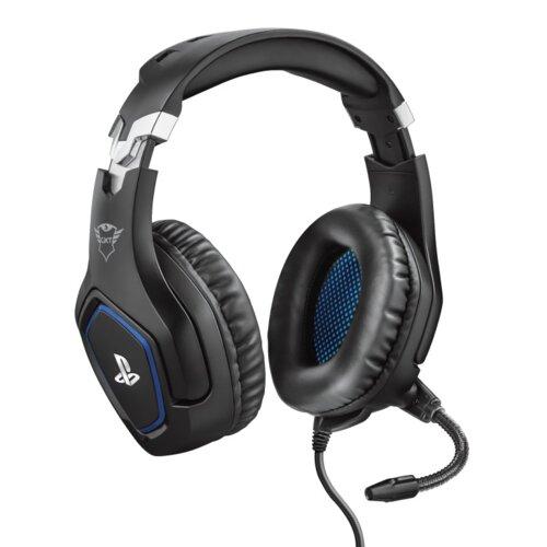 Słuchawki TRUST GXT 488 Forze Czarny
