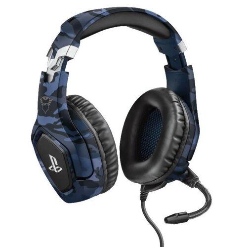 Słuchawki TRUST GXT 488 Forze-B Niebieski