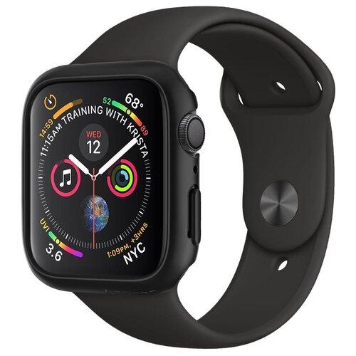 Etui SPIGEN Thin Fit do Apple Watch (40 mm) Czarny