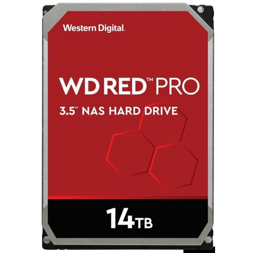 Dysk WD Red Pro 14TB HDD