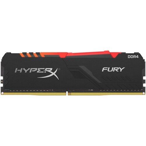 Pamięć RAM HYPERX Fury RGB 8GB 3600MHz