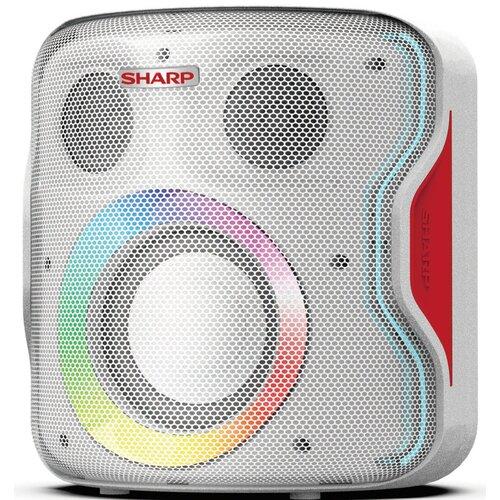 Power audio SHARP PS-919 WH