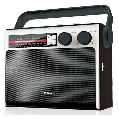 Radio ELTRA Celina USB Czarny