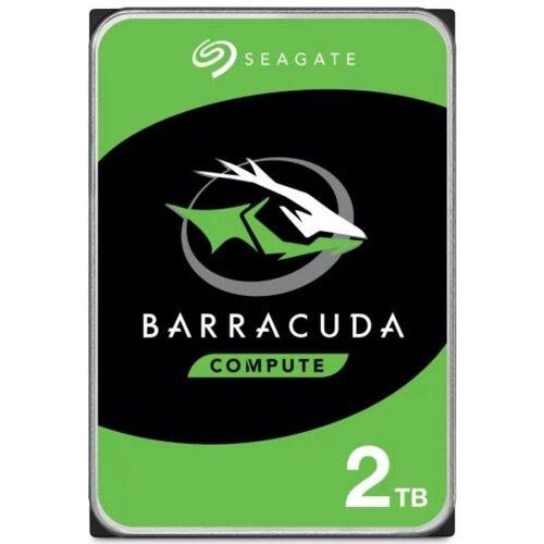 Dysk SEAGATE BarraCuda 2TB HDD ST2000DM008