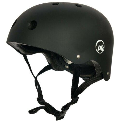 Kask rowerowy PB Katana Czarny (rozmiar L)