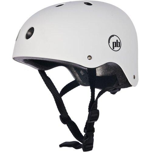 Kask rowerowy PB Katana Biały (rozmiar S)