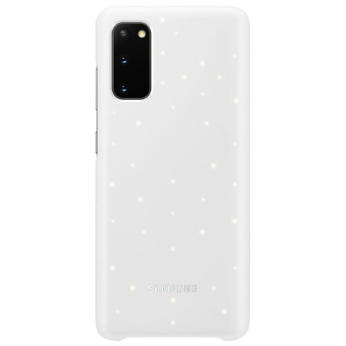 Etui SAMSUNG Led Cover do Galaxy S20 EF-KG980CWEGEU Biały