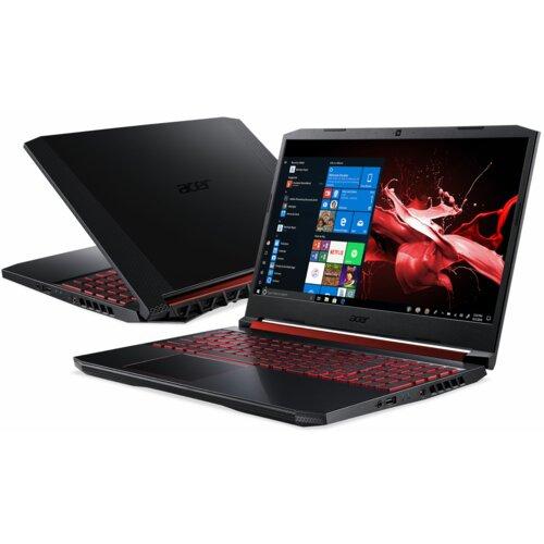 "Laptop ACER Nitro 5 AN515-54-55NA 15.6"" IPS i5-9300H 8GB SSD 512GB GeForce 1650 Windows 10 Home"