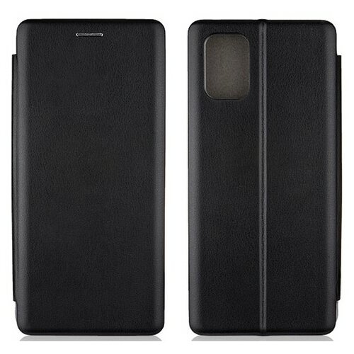 Etui BOOK MAGNETIC do Samsung Galaxy A71 Czarny