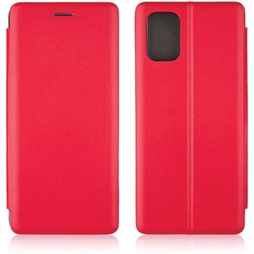 Etui BOOK MAGNETIC do Samsung Galaxy A71 Czerwony