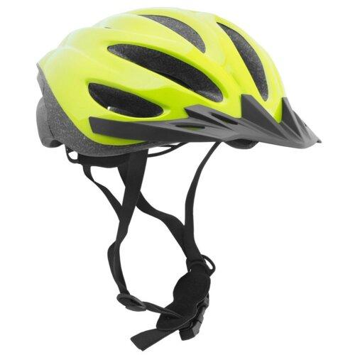 Kask rowerowy VÖGEL VKA-921GR Zielono-czarny MTB (rozmiar L)