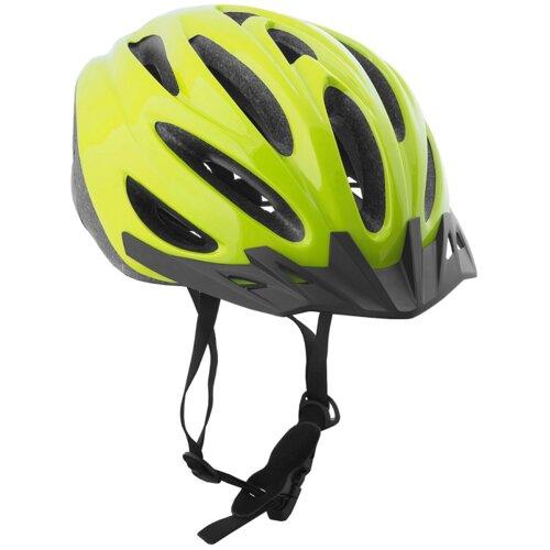 Kask rowerowy VÖGEL VKA-921GR Zielono-czarny MTB (rozmiar M)