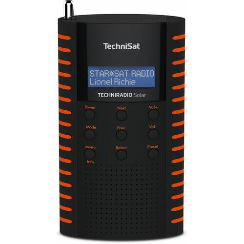 Radio TECHNISAT TECHNIRADIO Solar Czarno-pomarańczowy