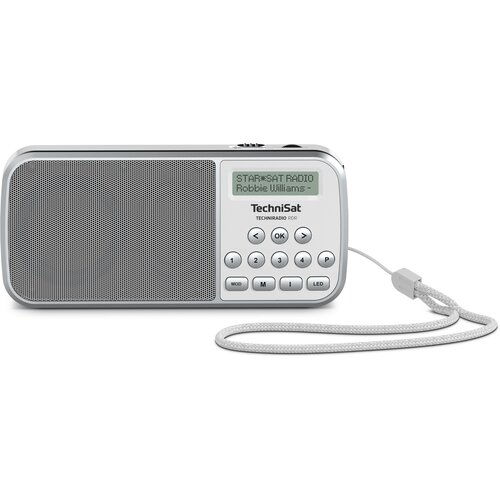 Radio TECHNISAT Techniradio RDR Biały
