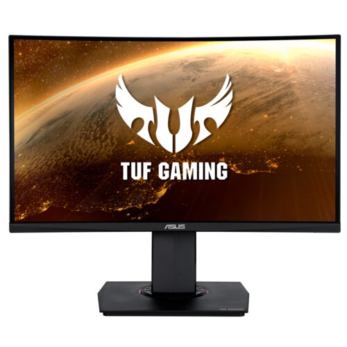 """Monitor ASUS TUF Gaming VG24VQ 24"""" 1920x1080px 144Hz 1 ms Curved"""