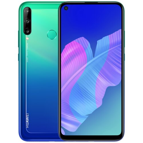 "Smartfon HUAWEI P40 Lite E 4/64GB 6.39"" Niebieski 51095DCG"