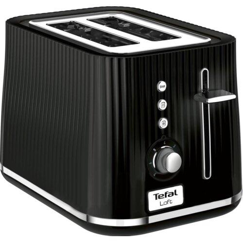Toster TEFAL Loft TT7618 Czarny