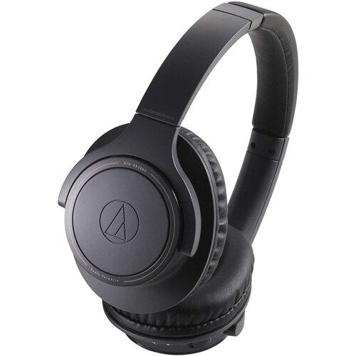 Słuchawki nauszne AUDIO-TECHNICA ATH-SR30BT Czarny