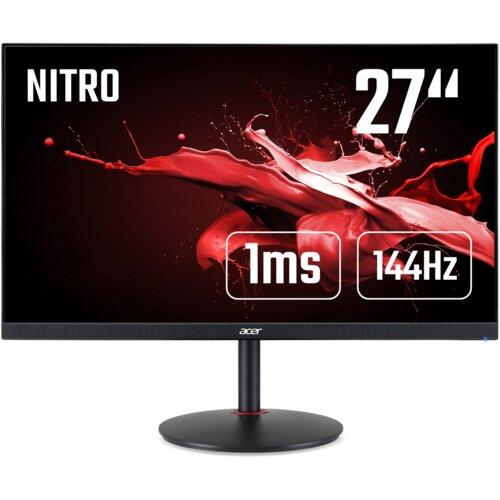 "Monitor ACER Nitro XV272P 27"" 1920x1080px IPS 144Hz 1 ms"
