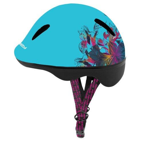 Kask rowerowy SPOKEY Floris Niebieski dla Dzieci (rozmiar 44-48)
