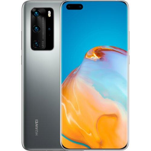 "Smartfon HUAWEI P40 Pro 8/256GB 5G 6.58"" 90Hz Srebrny 51095CAL"