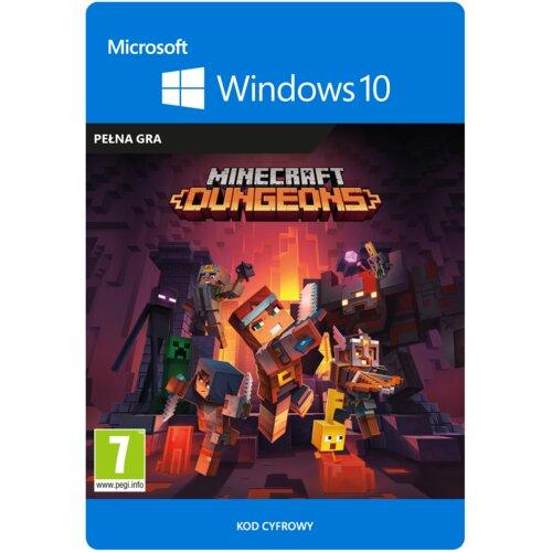 Kod aktywacyjny Minecraft Dungeons: Standard Edition Gra PC