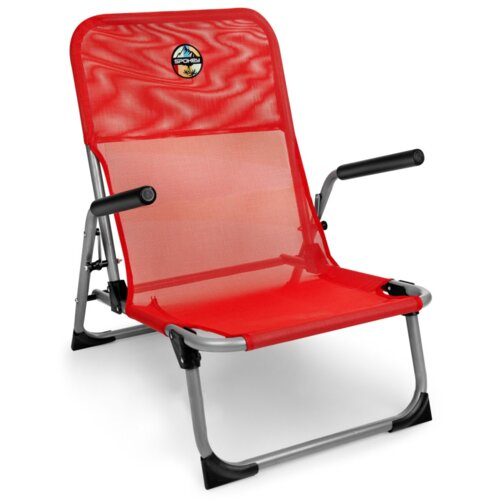 Krzesło SPOKEY Bahama Czerwony