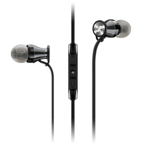 Słuchawki dokanałowe SENNHEISER Momentum In-Ear G Czarno-chromowy