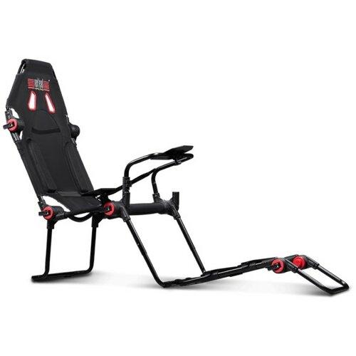 Kokpit NEXT LEVEL RACING F-GT Lite Czarno-czerwony