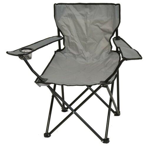 Krzesło turystyczne SASKA GARDEN Szary
