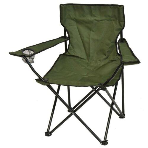 Krzesło turystyczne SASKA GARDEN Zielony