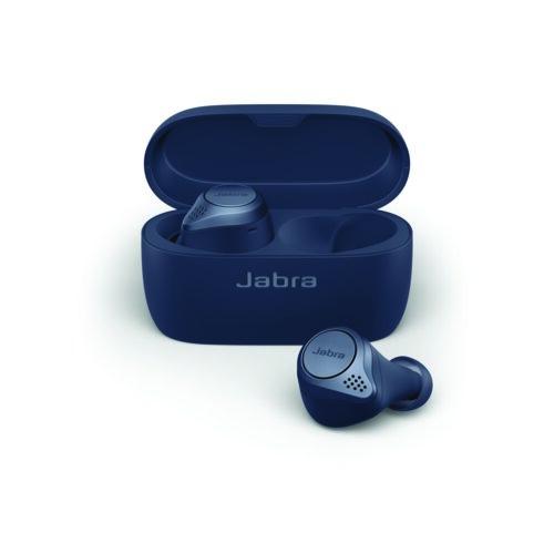 Słuchawki dokanałowe JABRA Elite Active 75t Bluetooth Niebieski